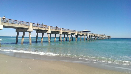 Holiday Inn Express North Palm Beach - Oceanview : Juno Pier