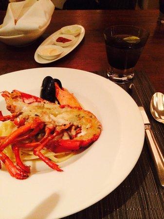 Dolce Vita at Mandarin Oriental: Looks yumm