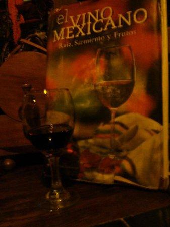 La Vina de Bacco: vino mexicano