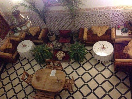 Dar Ahl Tadla : sala comune