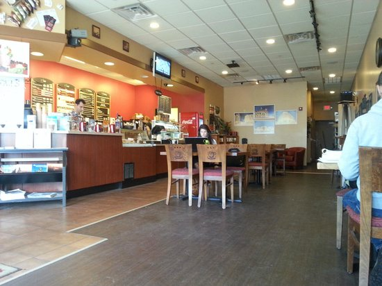 Daily Grind Coffee House & Cafe: Tables 1