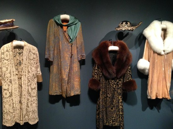 Winterthur Museum, Garden & Library : A large, rich collection of costumes is up-close-and-personal.