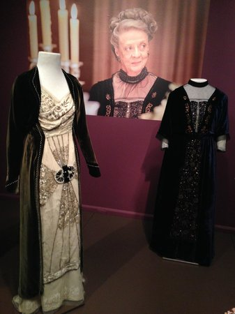"Winterthur Museum, Garden & Library : The exhibit features memorable humor from ""Downton Abbey's"" characters."