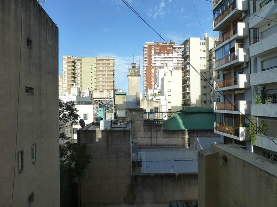 Callao Suites: view