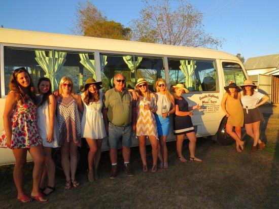 Granite Highlands Maxi Tours: Group