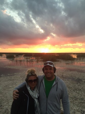 Fort Lauderdale Airboat Adventure: Try one of our Sunset Adventures!