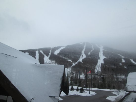 Stowe Mountain Lodge: Mountain