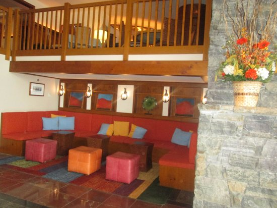 Stowe Mountain Lodge: Lounge Chairs