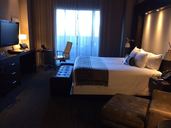 Talking Stick Resort : Bedroom