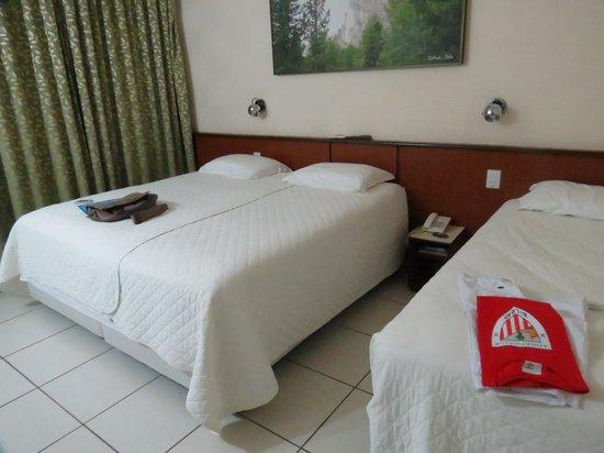 Aguas do Iguacu Hotel Centro: quarto 310