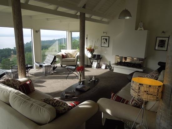 Acacia Cliffs Lodge: Living/Family Room