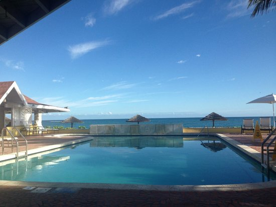 Pineapple Beach Club Antigua: Pool for adults only