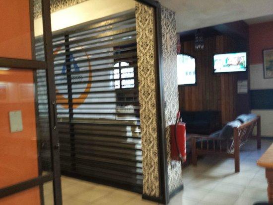 Hostel Cienfuegos: Área comum