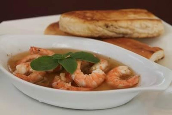 Le Dan Seafood Restaurant: Chilli prawns