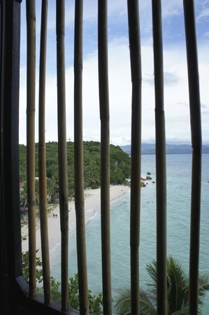 Nami Resort : view from elevator