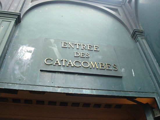 The Catacombs: Entrance