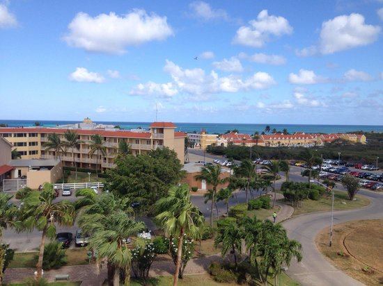 Tropicana Aruba Resort & Casino : Daytime view