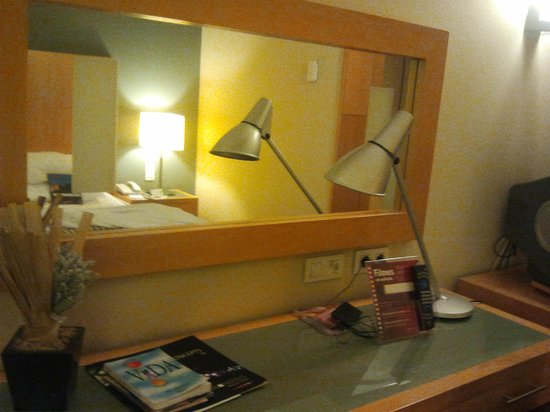 SANA Malhoa Hotel : EXCELENTE LUMINOSIDADE