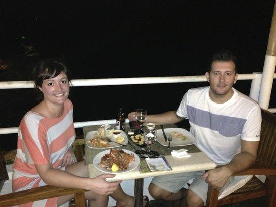 Nami Resort : Dinner