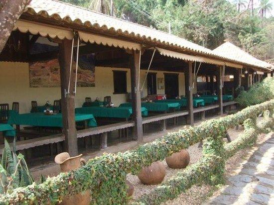 Restaurante Santa Luzia Trilhas da Serra