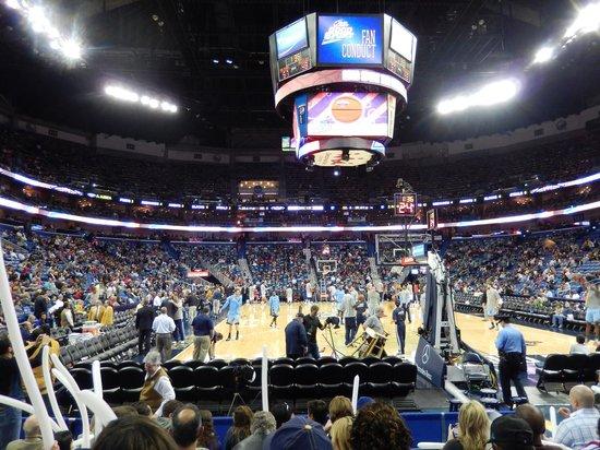 New Orleans Pelicans 紐奧良新奧爾良球館的圖片 Tripadvisor