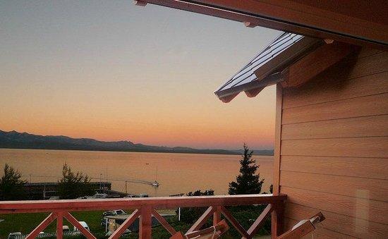 El Nautico Bungalows & Suites: deck individual
