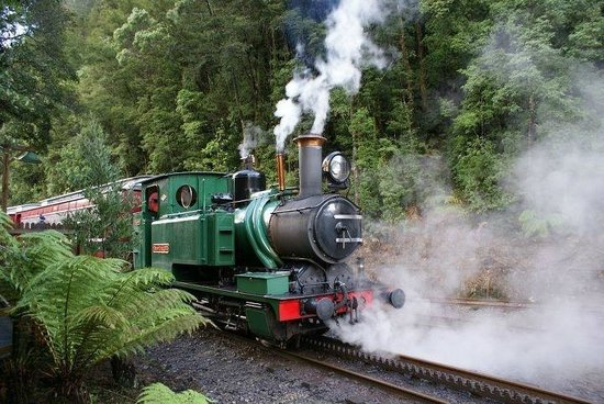 West Coast Wilderness Railway: Your Transport Into The Wilderness
