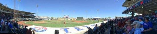 Surprise Stadium : Panoramic View