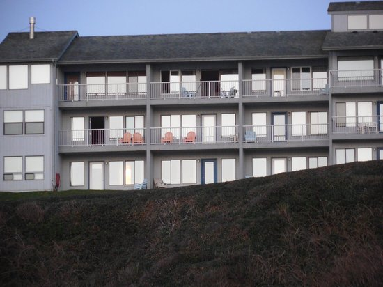 Inn at Nye Beach: The condos we stayed in
