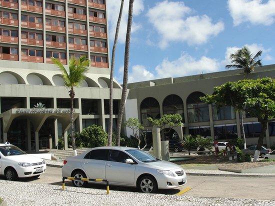 Bahia Othon Palace: Fachada do Hotel