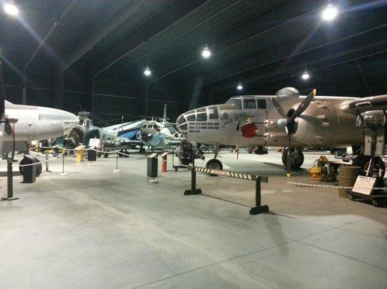 Museum of Aviation: Aircraft