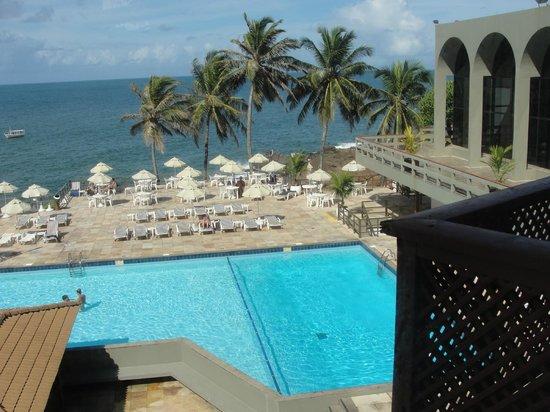 Bahia Othon Palace: Piscina boa