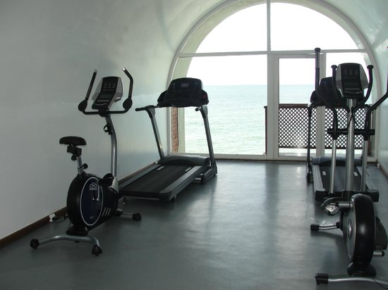 Bahia Othon Palace: Fitness center