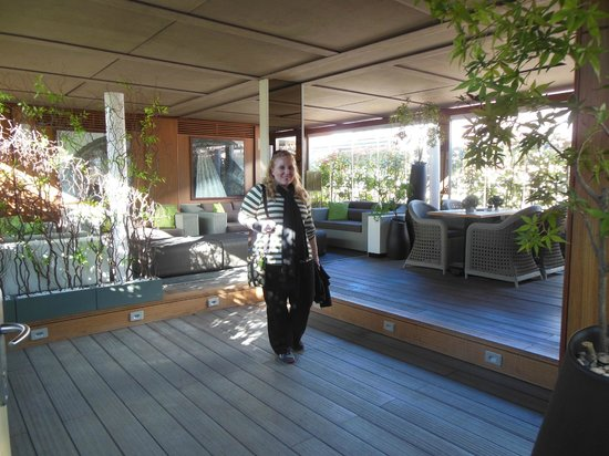 Babuino 181: Rooftop Lounge