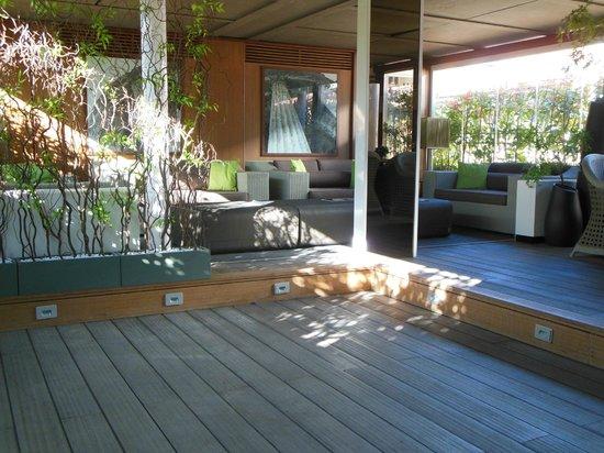 Babuino 181: Rooftop