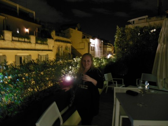 Babuino 181 : Rooftop Bar