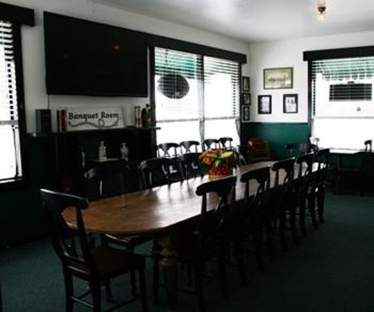 Galway Bay: Banquet Space Is Avalable