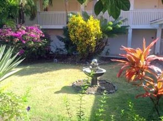 Radisson Grenada Beach Resort: Grounds