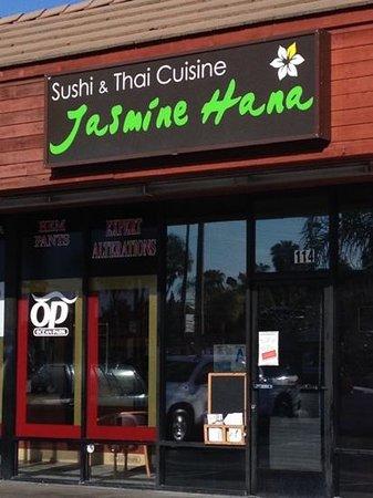 Jasmine Hana Sushi & Thai