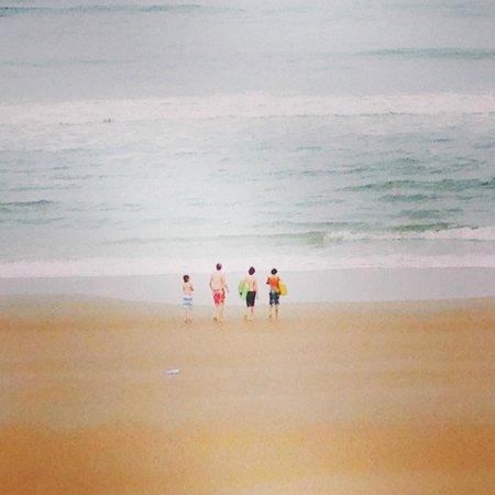 Royal Floridian Resort : Beach Day