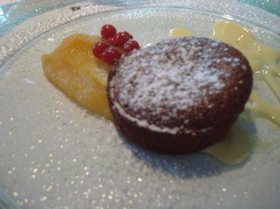 Paris Champagne Tour: Dessert at Lunch