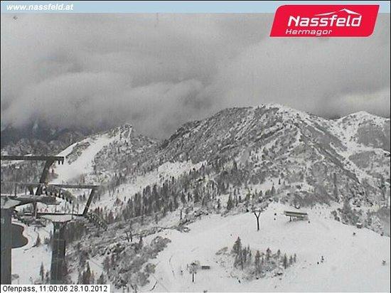 Nassfeld Ski Resort: webcam