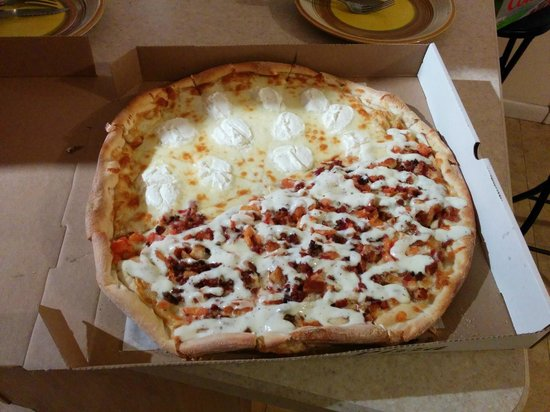 Brother's Pizzeria: Pizza