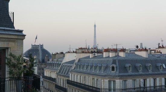 Hotel WO - Wilson Opera by Elegancia: View from 602 Balcony