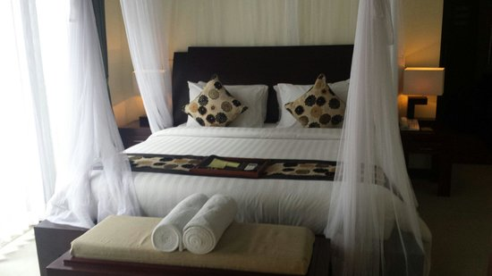 The Bali Dream Villa & Resort: 2bed villa bedroom