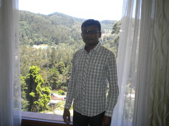 Gem Park-Ooty: window