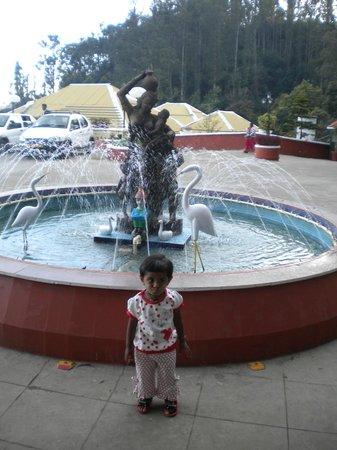 Gem Park-Ooty: my child opp entrance