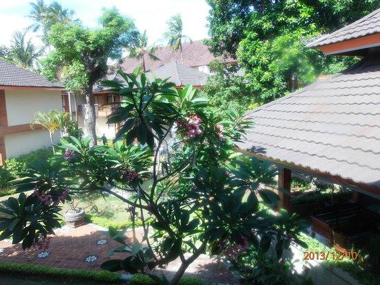 The Jayakarta Bali Beach Resort : территория