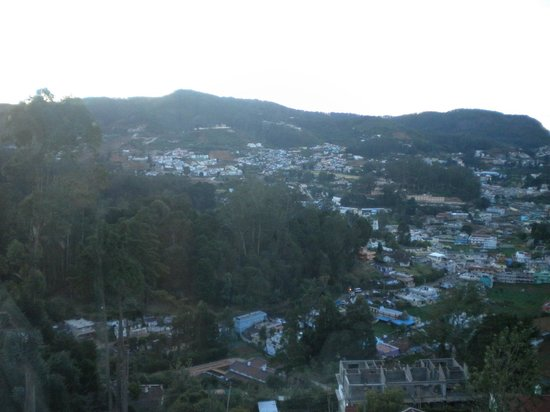 Gem Park-Ooty: view from room