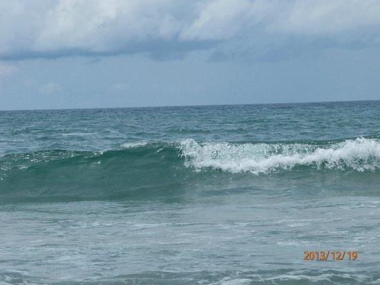 The Jayakarta Bali Beach Resort : океан
